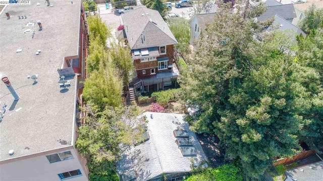1737 Addison St, Berkeley, CA 94703 (#BE40954956) :: The Kulda Real Estate Group