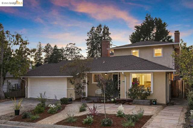 3 Arlington Ln, Kensington, CA 94707 (#EB40954977) :: Strock Real Estate