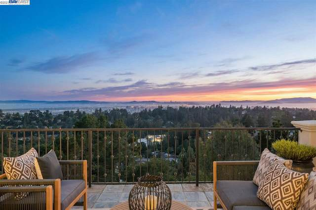 1969 Drake Drive, Oakland, CA 94611 (#BE40954979) :: The Gilmartin Group