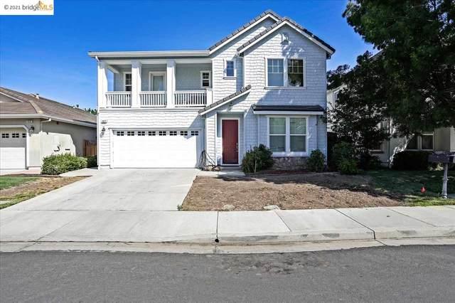 1627 Marina Way, Brentwood, CA 94513 (#EB40954984) :: The Kulda Real Estate Group