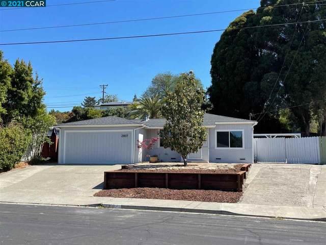 2807 Ruff Ave, Pinole, CA 94564 (#CC40954988) :: Schneider Estates