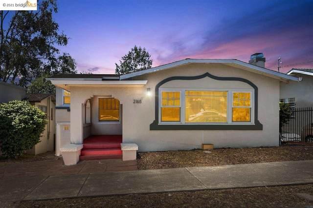 2165 Ransom Ave, Oakland, CA 94601 (#EB40954997) :: Schneider Estates