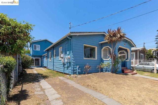 1281 61St Ave, Oakland, CA 94621 (#EB40955006) :: The Gilmartin Group