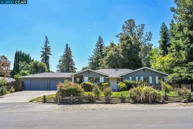 357 Cordell Dr, Danville, CA 94526 (#CC40955011) :: Strock Real Estate