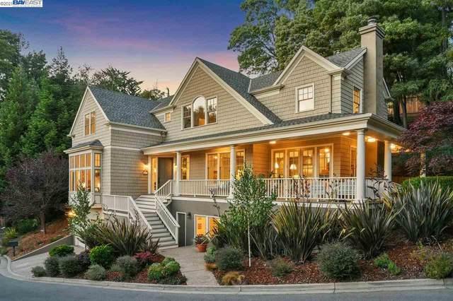 6207 Westwood Way, Oakland, CA 94611 (#BE40955012) :: The Kulda Real Estate Group