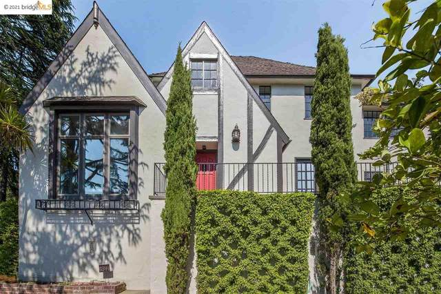6344 Snake Rd, Oakland, CA 94611 (#EB40955037) :: The Kulda Real Estate Group