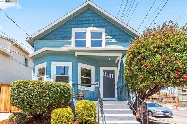 1929 Schiller St, Alameda, CA 94501 (#BE40955040) :: Strock Real Estate