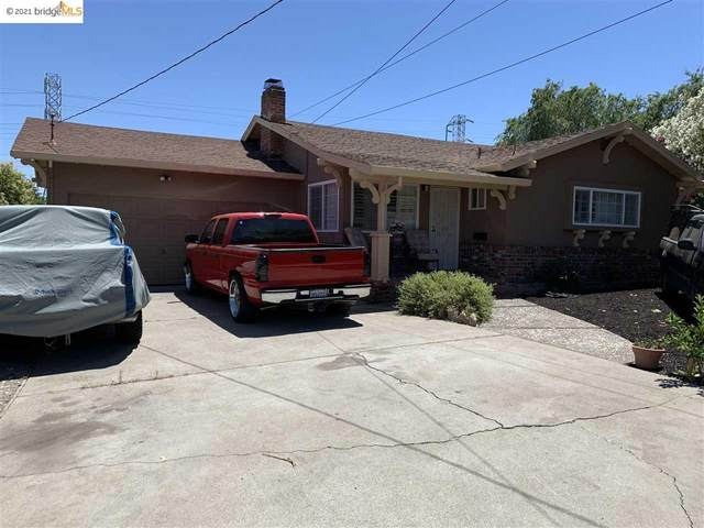 3121 Lindley Ct, Antioch, CA 94509 (#EB40955060) :: The Kulda Real Estate Group
