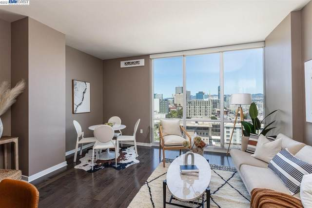 222 Broadway 1312, Oakland, CA 94607 (#BE40955062) :: The Gilmartin Group