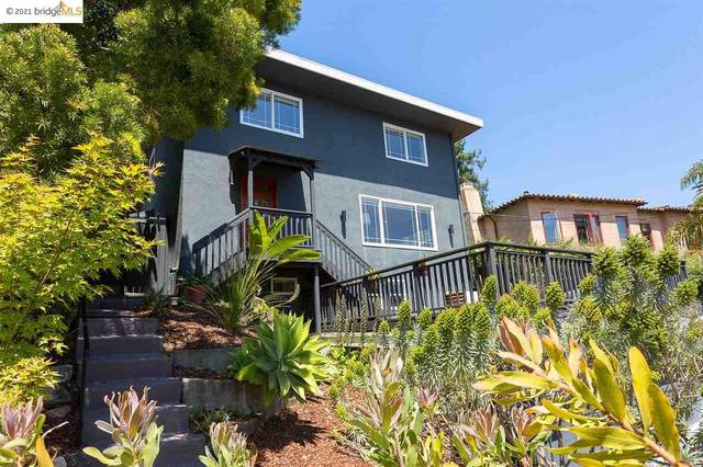 549 Kenmore, Oakland, CA 94610 (#EB40955068) :: Real Estate Experts