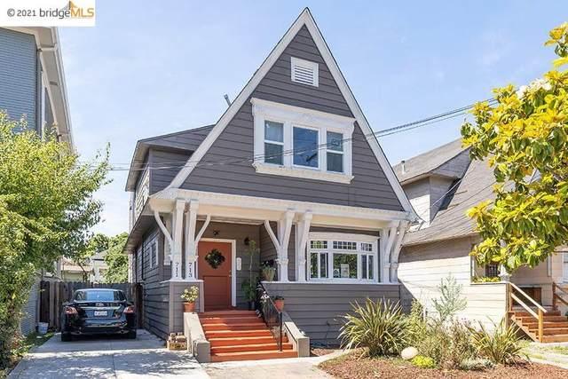 711 33Rd St, Oakland, CA 94609 (#EB40955072) :: Strock Real Estate