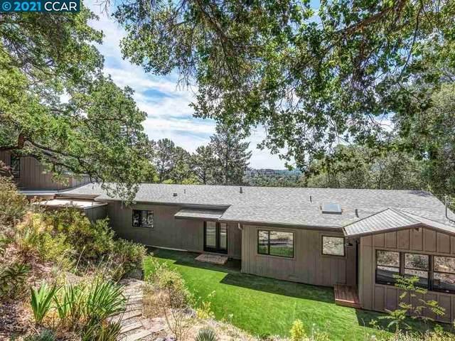 72 El Gavilan Rd, Orinda, CA 94563 (#CC40955105) :: Schneider Estates