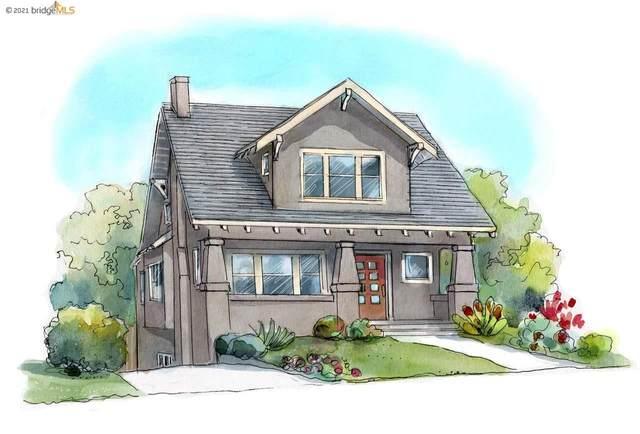 4625 Park Boulevard, Oakland, CA 94602 (#EB40955118) :: Strock Real Estate