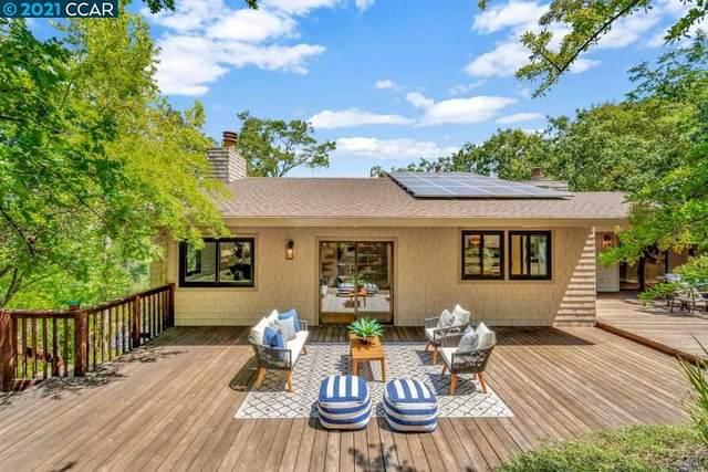 9 Mountain View Pl, Lafayette, CA 94549 (#CC40955117) :: The Goss Real Estate Group, Keller Williams Bay Area Estates