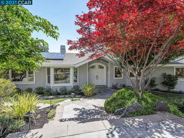 673 Tahos Road, Orinda, CA 94563 (#CC40955137) :: The Goss Real Estate Group, Keller Williams Bay Area Estates