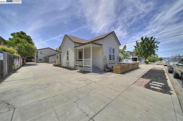 2155 Chestnut, Livermore, CA 94551 (#BE40955145) :: The Realty Society