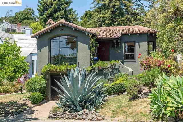 1868 Clemens Rd, Oakland, CA 94602 (#EB40955153) :: Strock Real Estate