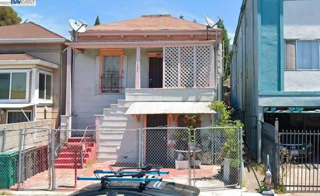 1932 Foothill Blvd, Oakland, CA 94606 (#BE40955164) :: Strock Real Estate