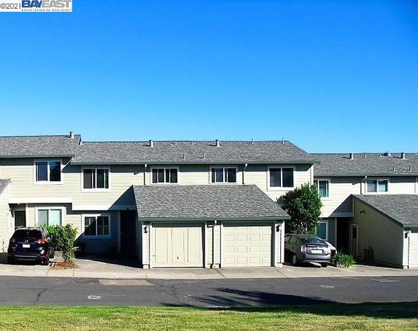25083 Oakridge Ct, Hayward, CA 94541 (MLS #BE40955176) :: Compass
