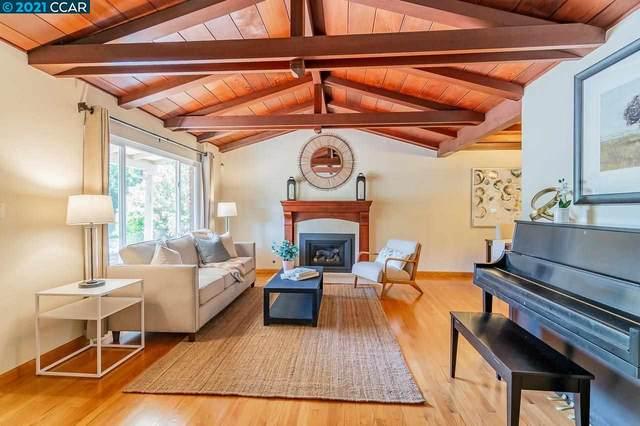 61 Carlos Ct, Walnut Creek, CA 94597 (#CC40955178) :: The Sean Cooper Real Estate Group