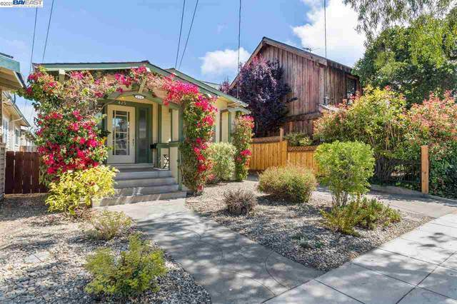 429 Taylor Ave, Alameda, CA 94501 (#BE40955177) :: RE/MAX Gold