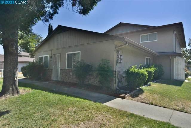 2119 Peppertree Way 3, Antioch, CA 94509 (#CC40955182) :: The Realty Society