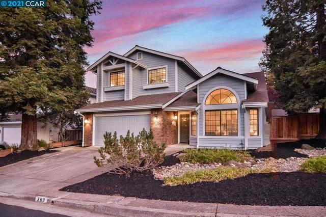260 Augustine Dr, Martinez, CA 94553 (#CC40955180) :: The Sean Cooper Real Estate Group