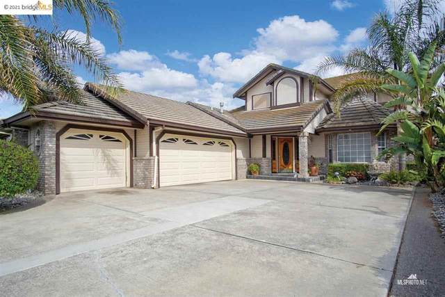 5500 Edgeview Dr, Discovery Bay, CA 94505 (MLS #EB40955194) :: Compass