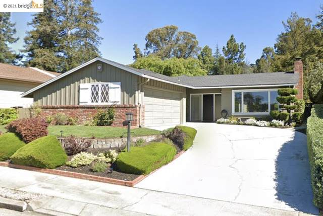 2992 Hedge Ct, Oakland, CA 94602 (#EB40955206) :: The Realty Society