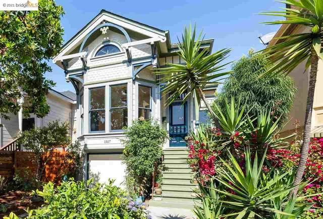 1507 Chestnut Street, Oakland, CA 94607 (MLS #EB40955221) :: Compass