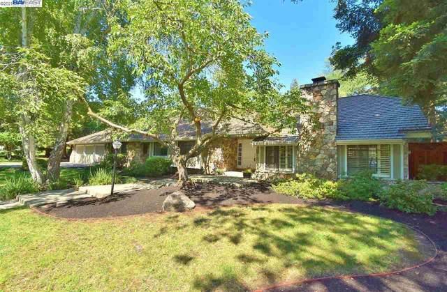2110 Hidden Oak Dr, Danville, CA 94506 (#BE40955248) :: RE/MAX Gold