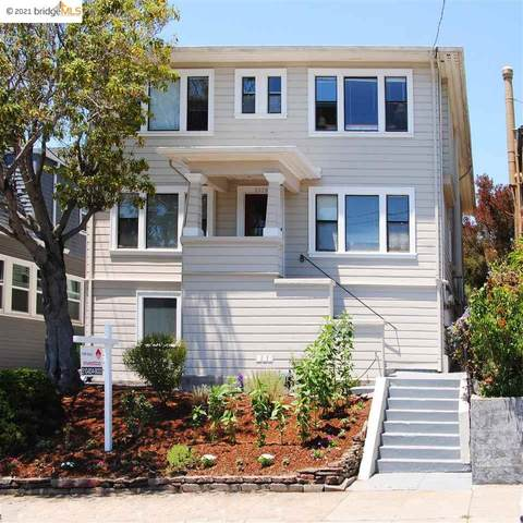 4379 Howe St, Oakland, CA 94611 (#EB40955314) :: The Gilmartin Group