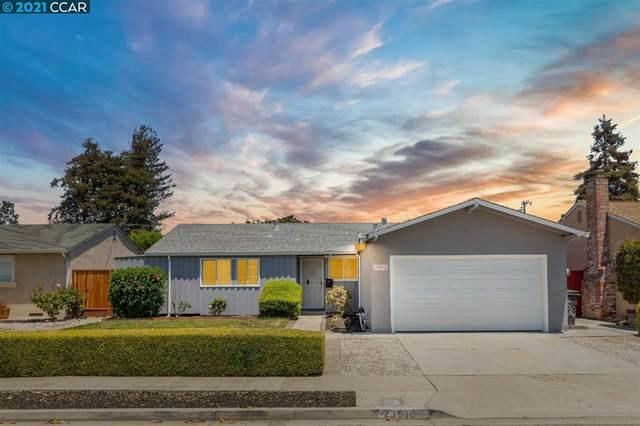23510 Stonewall Avenue, Hayward, CA 94541 (#CC40955313) :: Schneider Estates