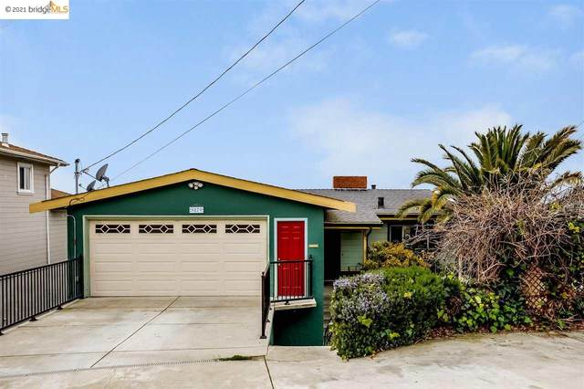 9879 Lawlor St, Oakland, CA 94605 (#EB40955326) :: The Gilmartin Group