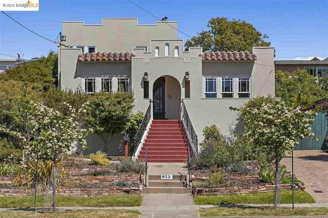 973 Ventura Ave, Albany, CA 94707 (#EB40955337) :: The Kulda Real Estate Group