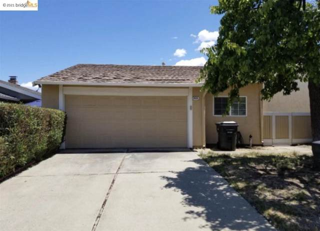 2421 Sequoia Dr, Antioch, CA 94509 (#EB40955359) :: The Kulda Real Estate Group
