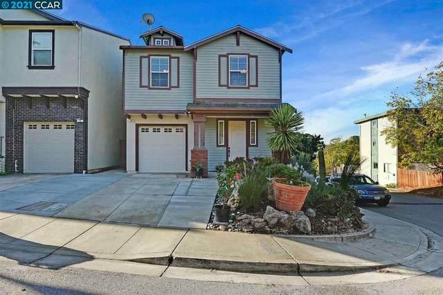 10 Appian Village Ct, El Sobrante, CA 94803 (#CC40955362) :: The Kulda Real Estate Group