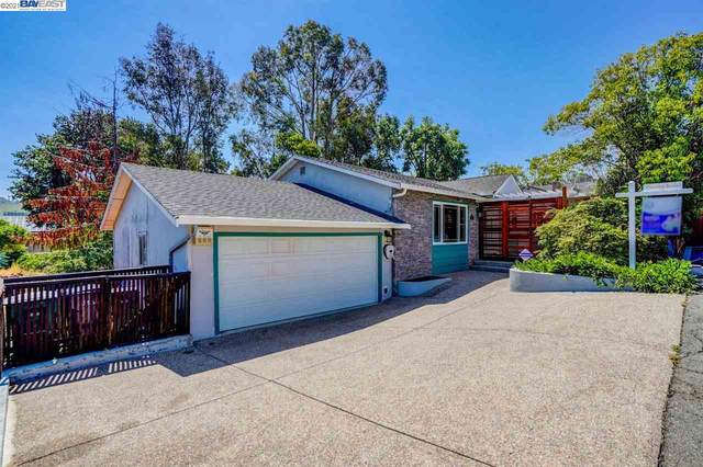 2196 Bright Pl, Hayward, CA 94541 (#BE40955370) :: Schneider Estates