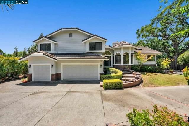 2045 Doris Ave, Walnut Creek, CA 94596 (#CC40955413) :: RE/MAX Gold