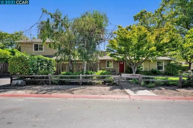 1900 Azalea Dr, Walnut Creek, CA 94595 (#CC40955417) :: Schneider Estates