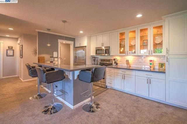 127 Bayo Vista Ave 309, Oakland, CA 94611 (#BE40955420) :: Schneider Estates