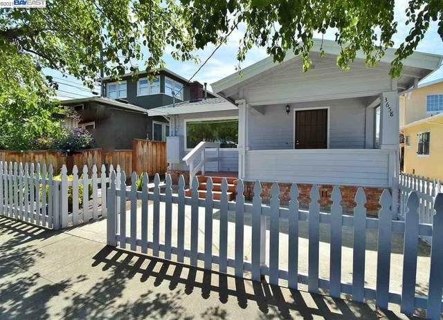 3658 Patterson Ave, Oakland, CA 94619 (#BE40955450) :: The Gilmartin Group