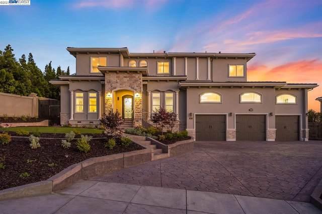 827 Yakima Dr, Fremont, CA 94539 (#BE40955457) :: Schneider Estates