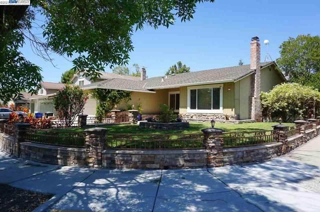 47280 Havasu St, Fremont, CA 94539 (#BE40955493) :: Schneider Estates