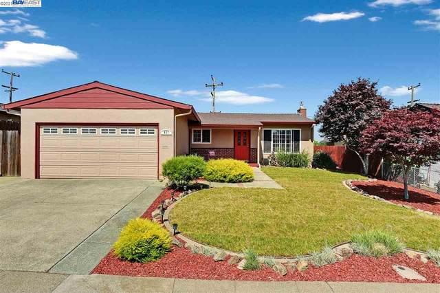 837 Brookwood Ave, Vallejo, CA 94591 (#BE40955500) :: Schneider Estates