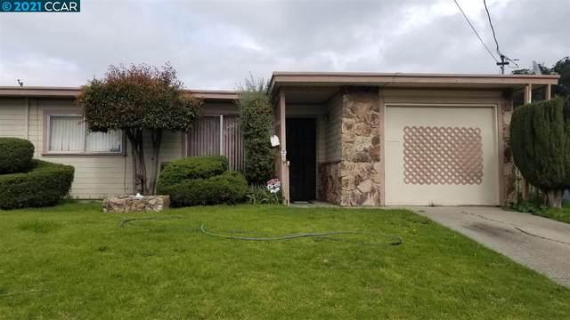 721 Payne Court, Richmond, CA 94806 (#CC40955537) :: Schneider Estates