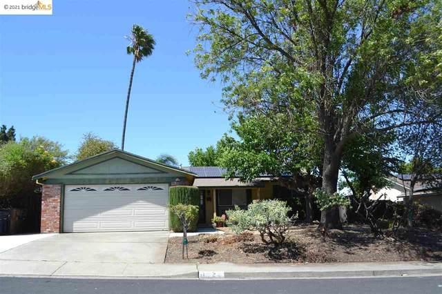 1423 Flintwood Ct, Martinez, CA 94553 (#EB40955546) :: The Gilmartin Group