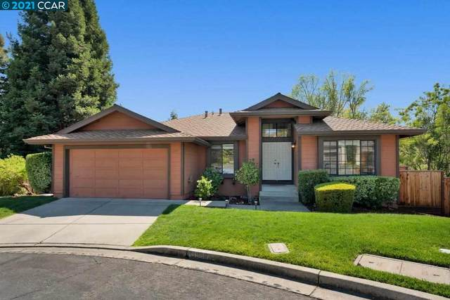 1965 Woodpecker Ct, Walnut Creek, CA 94595 (#CC40955559) :: Schneider Estates