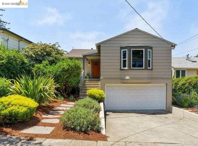 212 Purdue Ave, Kensington, CA 94708 (#EB40955570) :: Strock Real Estate