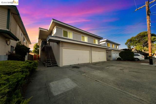 2780 Ganic Street, Castro Valley, CA 94546 (MLS #EB40955573) :: Compass